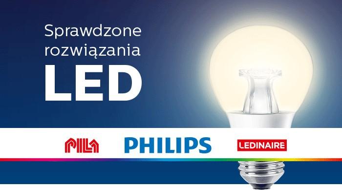 LEDowa Promocja PHILIPS